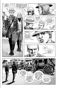 The Walking Dead #179- Pamela warns Sebastian not to cause any trouble