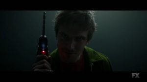 Chapter 18- David and his power drill- Legion FX Marvel