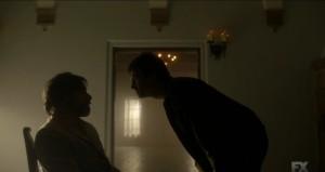 Chapter 18- David asks Oliver where Syd is- Legion FX Marvel