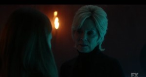 Chapter 18- Melanie tells Syd that David will soon become Legion, the World Killer- Legion FX Marvel