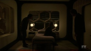 Chapter 19- David tells DVD and Divad that he still plans to kill Farouk- Legion FX Marvel