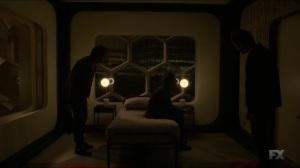 Chapter 19- David tells DVD and Divad that he still plans to kill Farouk- Legion FX Marvel