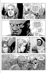 The Walking Dead #182- John talks about new life at the Sanctuary