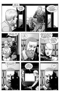 The Walking Dead #182- Rick and Pamela talk