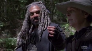 A New Beginning- Ezekiel proposes to Carol- The Walking Dead