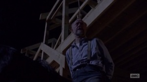 A New Beginning- Gregory about to be executed- The Walking Dead