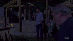 A New Beginning- Hilltop gathers for Ken's funeral- The Walking Dead