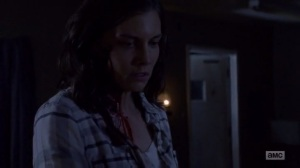 A New Beginning- Maggie does not kill Gregory yet- The Walking Dead