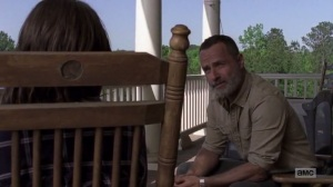 A New Beginning- Rick asks Maggie to help with the bridge- The Walking Dead