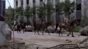 A New Beginning- Rick, Michonne, Ezekiel, and the others head into Washington, DC- The Walking Dead
