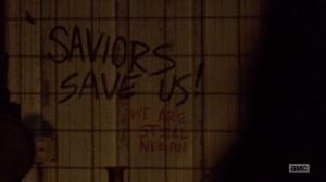 A New Beginning- Saviors Save Us, We Are Still Negan- The Walking Dead