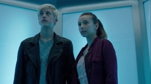 afterMath- Andy and Rebecca return to the Inner Circle- The Gifted, Fox, X-Men