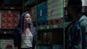 afterMath- Blink and Erg end up in storage facility- The Gifted, Fox, X-Men