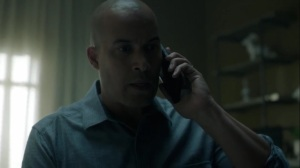 afterMath- Jace makes a call after going through the mutant files- The Gifted, Fox, X-Men