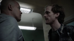 afterMath- Jace tells Kyle that they need to leave the clinic- The Gifted, Fox, X-Men