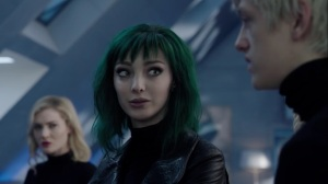 afterMath- Lorna tells Andy that he did what he had to do for the mission- The Gifted, Fox, X-Men