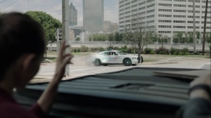 afterMath- Rebecca uses her powers on a police cruiser- The Gifted, Fox, X-Men