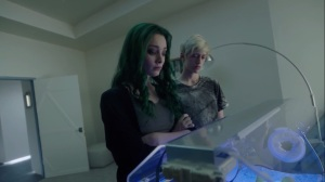coMplications- Andy and Lorna watch over Dawn- The Gifted, Fox, X-Men