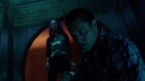 coMplications- Clarice and John in the sewers- The Gifted, Fox, X-Men