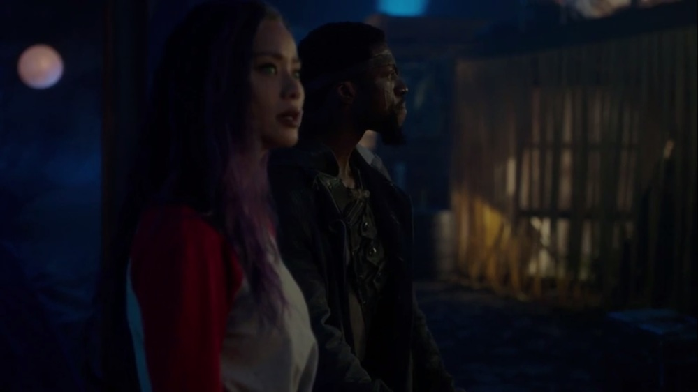 coMplications- Erg brings Clarice to see the Morlock underground- The Gifted, Fox, X-Men