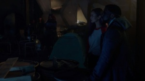 coMplications- Erg introduces Clarice to the underground where the Morlocks live- The Gifted, Fox, X-Men
