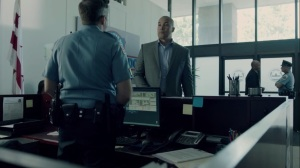 coMplications- Jace asks to speak with the police sergeant about mutant activities- The Gifted, Fox, X-Men
