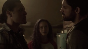 coMplications- John and Clarice instruct Marcos to sit out today's mission- The Gifted, Fox, X-Men