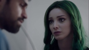 coMplications- Lorna tells Marcos that he is nothing like his father- The Gifted, Fox, X-Men