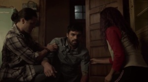 coMplications- Marcos arrives and tells John and Clarice about his Inner Circle encounter- The Gifted, Fox, X-Men