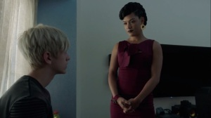 coMplications- Reeva wants Andy by her side when Marcos arrives- The Gifted, Fox, X-Men