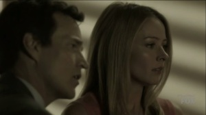 outMatched- Caitlin and Reed are told that they should terminate the baby- The Gifted, Fox, X-Men
