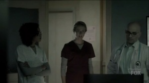 outMatched- Caitlin watches doctors confess to torturing mutants- The Gifted, Fox, X-Men