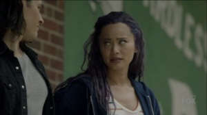 outMatched- Clarice and John in Columbia Heights- The Gifted, Fox, X-Men