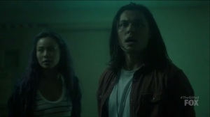 outMatched- Clarice and John in the hospital basement- The Gifted, Fox, X-Men