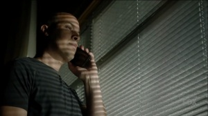 outMatched- Jace Turner gets a call from Officer Ted Wilson- The Gifted, Fox, X-Men