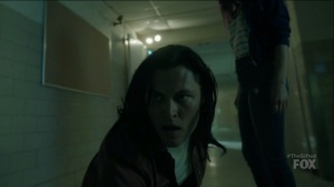 outMatched- John tracks the mutants at the hospital- The Gifted, Fox, X-Men