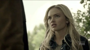 outMatched- Lauren is confident that Andy won't hurt her- The Gifted, Fox, X-Men