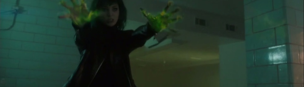 outMatched- Lorna uses her powers to free the prisoners- The Gifted, Fox, X-Men