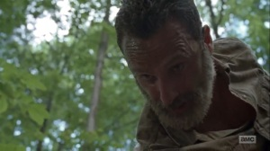 The Obliged- Rick tells Daryl to take his hand- AMC, The Walking Dead