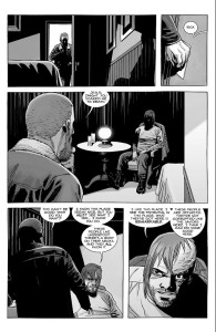 The Walking Dead #184- Dwight tells Rick that he wants to save the Commonwealth