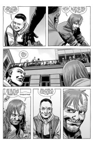The Walking Dead #184- Laura and Dwight discuss the Commonwealth's citizens