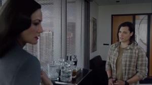 unMoored- John tells Evangeline that the mutants need something to believe in