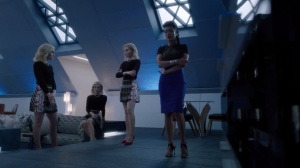 unMoored- Reeva and the Frost Sisters discuss what to do about Andy
