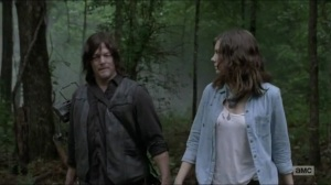 Warning Signs- Maggie and Daryl decide it's time to go see Negan- AMC, The Walking Dead
