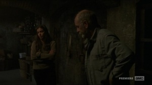 Evolution- Tara and Earl admonish Henry- The Walking Dead, AMC