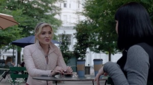 iMprint- Esme tells Lorna about their bank target- The Gifted, Fox, X-Men