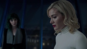 iMprint- Esme tells Lorna that she stands with her and Dawn- The Gifted, Fox, X-Men