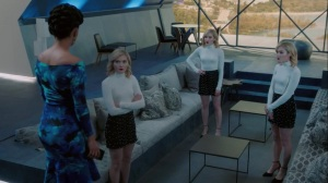 iMprint- Reeva and Frost Sisters consider taking a more direct approach with Lorna- The Gifted, Fox, X-Men
