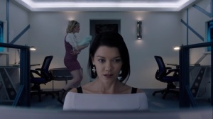 no Mercy- Esme takes care of Dawn while Sage goes through Creed Financial's files- The Gifted, Fox, X-Men