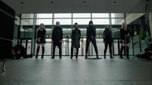 no Mercy- Inner Circle arrives at Creed Financial- The Gifted, Fox, X-Men